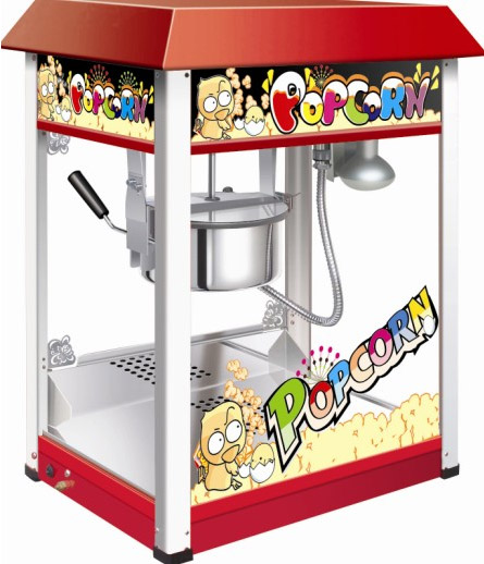 how much for popcorn machine